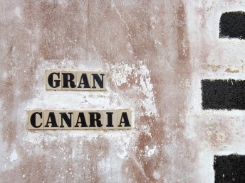 Blog post about Teguise Sunday Market, Gran Canaria sign